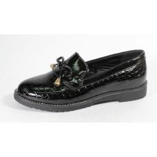 Туфли школьные A6653-(1) Отличник