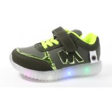 Кроссовки светящиеся(0) школьные H17242-10