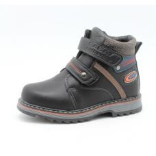 Ботинки детские B3307-BK Отличник