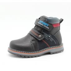 Ботинки детские B3308-BK Отличник
