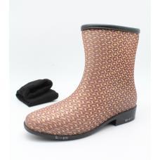 Обувь резиновая женские 718-18