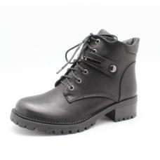 Ботинки женские YM3-BK