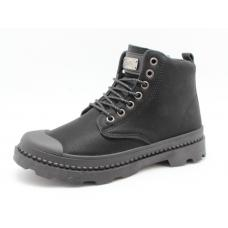 Ботинки мужские 1106-BLACK