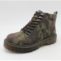 Ботинки женские D16-5501khaki